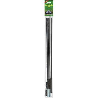 Coghlan's Fibreglass Tent Pole Repair Kit (4 9.5mm Poles, Shock Cord, Lead Wire)