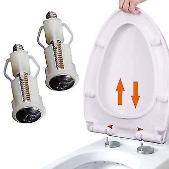 Ensemble universel de vis de charnière de siège de toilette de remplacement