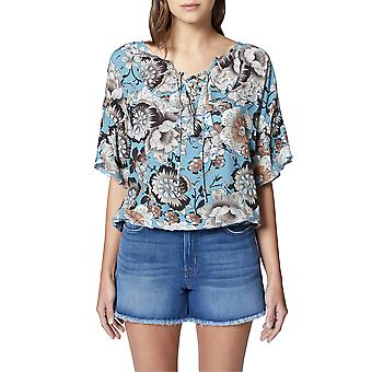 Sanctuary | Nicola Floral Ruffled Blouse