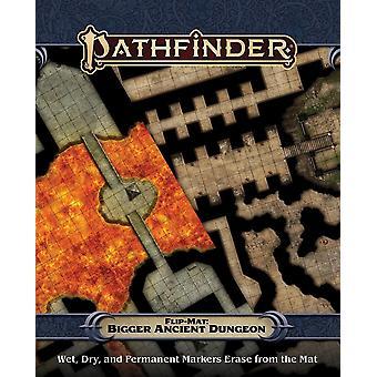 Pathfinder Flip-Mat Grotere Oude Kerker