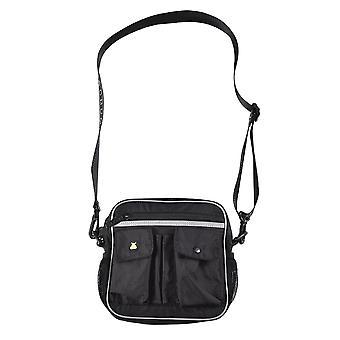 Bumbag Co Utility Shoulder Bag - Black