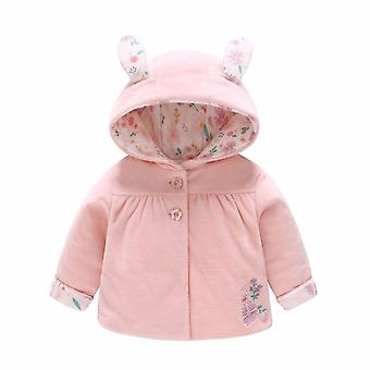 Baby Girl Coat Autumn Winter Outerwear