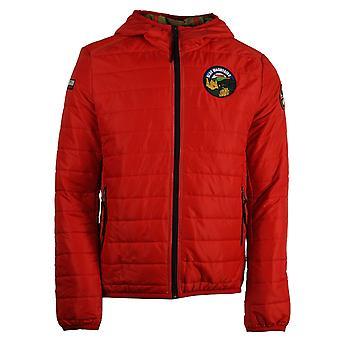 Napapijri Aric Sum Red Jacket