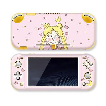 Protective Sticker For Nintend Switch Lite Controller-vinyl Print Technology