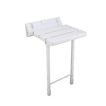 Wall Mounted Shower Seat Folding Bench For Toilet, Chairs Bath Shower Stool