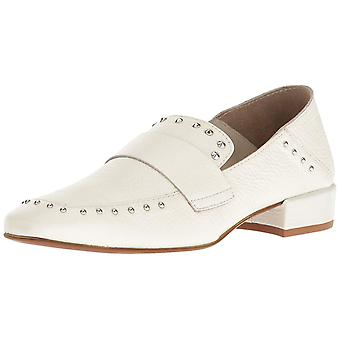 Kenneth Cole New York Womens Bowan Leather Almond Toe Loafers