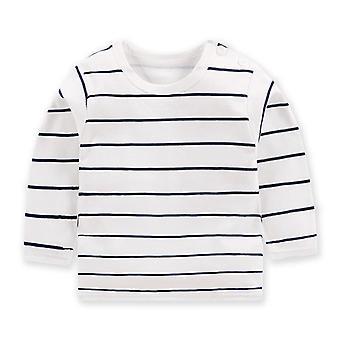 Sous-vêtements haut de gamme pour enfants, vêtements pour bébés, T-shirt, Hauts