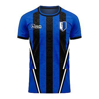 Atalanta 2020-2021 Home Concept Football Kit (Airo)
