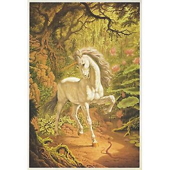 Licorne Movie Poster Print (27 x 40)