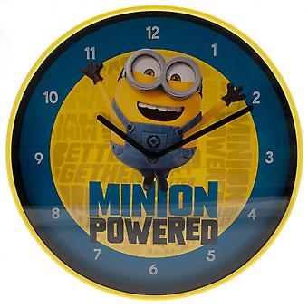 Minions Bob Wall Clock