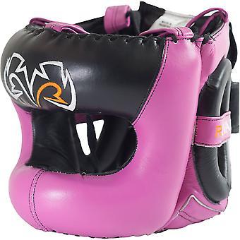 Rivaal boksen Guerrero Facesaver hoofddeksels - roze