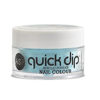 ASP Quick Dip Acryl Tauchen Pulver Nagelfarbe - Insel Getaway