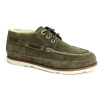 Timberland Abington Boat Chukka Lace Up Leather Suede Mens Chaussures 82545 B47D