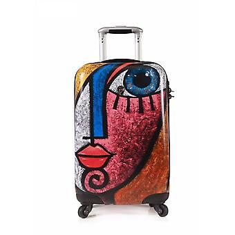 Matkalaukkujen matkalaukkulaatikko