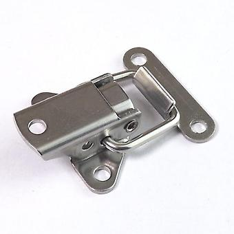 304 Stainless Steel Lock Hasps / Hinges For Furniture Hardware Accessories