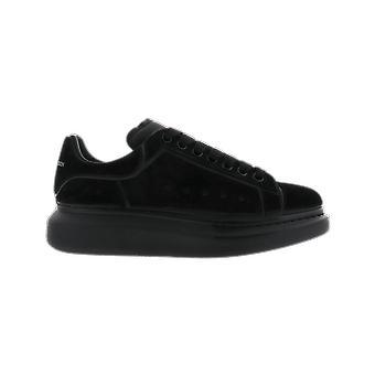 Alexander McQueen Sneake Leath S.Rubb. Larry/Mic Black 645868WHFBR1000 shoe