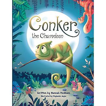 Conker the Chameleon by Hannah Peckham