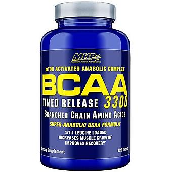 MHP Bcaa 3300 Timed-Release 120 Tablets