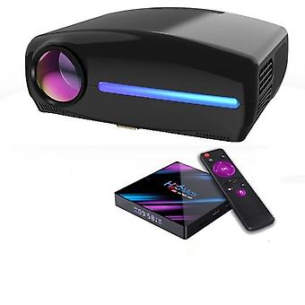 Android & Wifi Portable Full Hd Keystone Led Projector