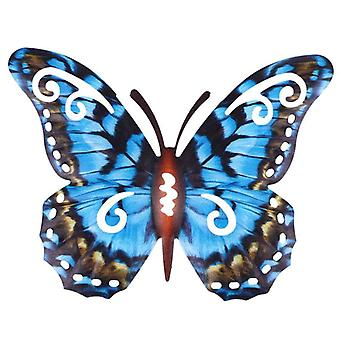 Butterflies Iron Art Wall Decoration Wall Decor Hanging Butterflies Craft