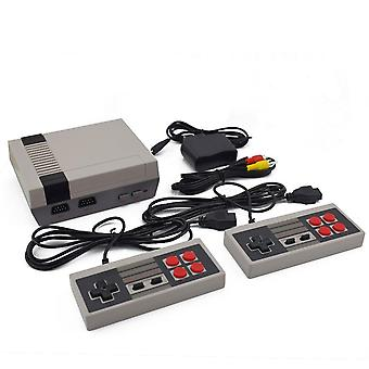 Hd Port Mini 8 Bit Retro Video Game Console  (gray)