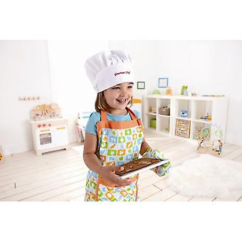 HAPE Chef's Apron Set E3119