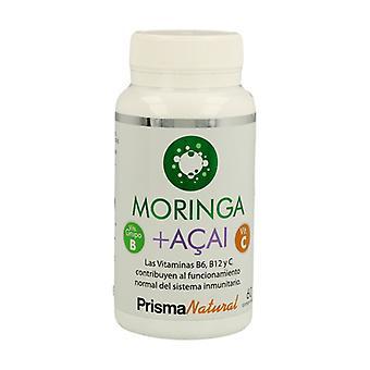 Moringa + Açaí 60 tabletter