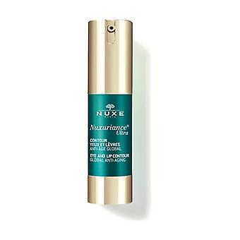 Nuxuriance Ultra Eye Contour 15 ml of cream (Floral)