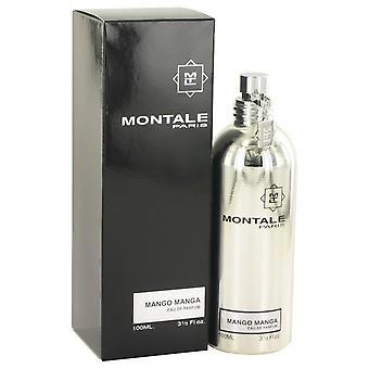 Montale Mango Manga Eau De Parfum Spray von Montale 3,3 oz Eau De Parfum Spray