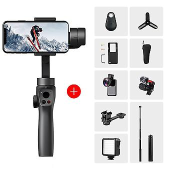 Funsnap Handheld Gimbal Stabilizer Track Focus Pull Zoom For Wireless Bluetooth