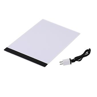 Pratical A4 Led Light Drawing Tablet Pad