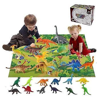 Δεινόσαυροι Ζώα Μοντέλο Φιγούρες - Εκπαιδευτική Μάθηση