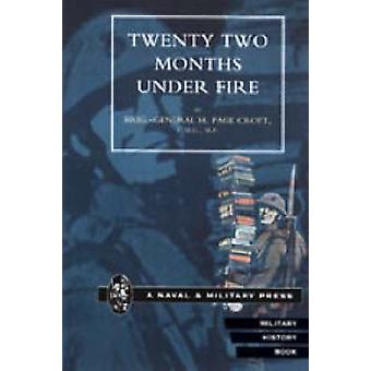 Twenty-two Months Under Fire by H.Page Croft - 9781843422549 Book