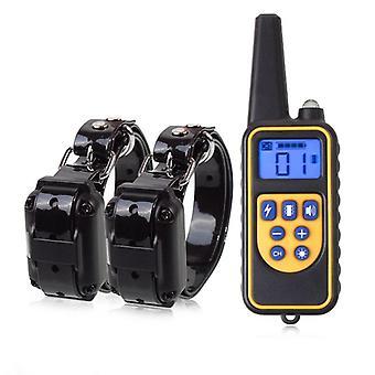 800m Electric Dog Training Collar Pet Remote Control