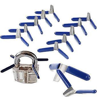 Lucchetto Shim sceglie blocco set, scegli accessori strumenti, blocca casa, strumento fabbro