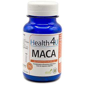 H4U Maca 500 mg 60 Comprimés