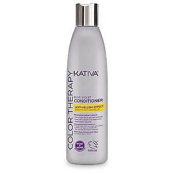 Kativa Blue  violet Anti-yellow Effect conditioner 250 ml