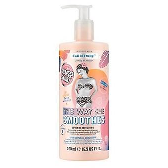 Soap & Glory Die Art und Weise, wie sie glättet Weichmachende Körperlotion 500 ml