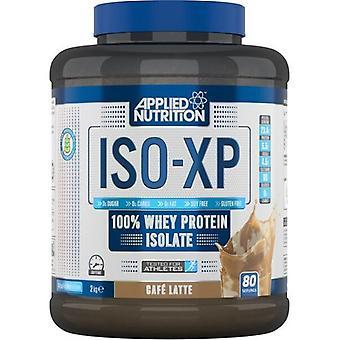 Tillämpad näring ISO XP Café Latte 2000 gr