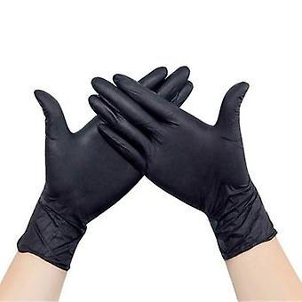 Одноразовые перчатки Nitrile латекс для бытовых чистящих средств промышленных