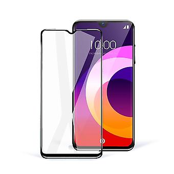 آبل اي فون 7 /8/SE 2020 5D عرض الزجاج الواقي ملء الشاشة احباط 9H الأسود