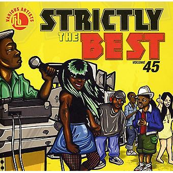 Strictly the Best - Vol. 45-Strictly the Best [CD] USA import