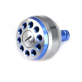 33mm/38mm كامل معدنية الصيد بكرة مقبض مقبض Baitcasting بكرة الروك قطع الغيار مقبض الذراع