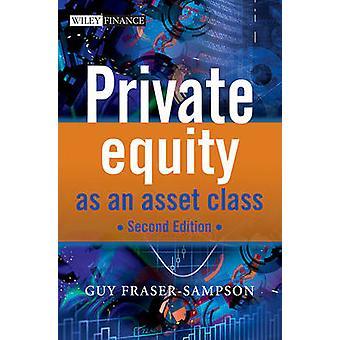 Private Equity como uma classe de ativos