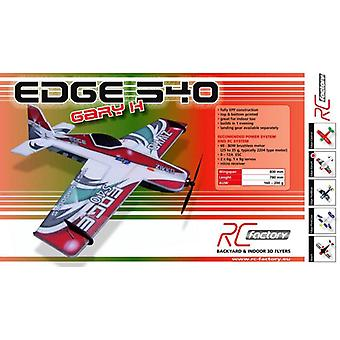 EDGE 540 EPP kit Gary H.