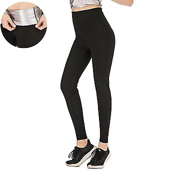 Yoga Running Sweating Suits, Shaping Slimming Elastic Sweater Jackets &