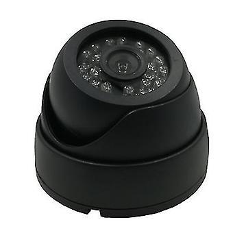 Pal черный 1080p hd cctv камера видеонаблюдения купольный и ночной домашний надзор в помещении / на открытом воздухе az19477