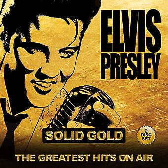 Elvis Presley - Solid Gold The Greatest Hits On Air CD