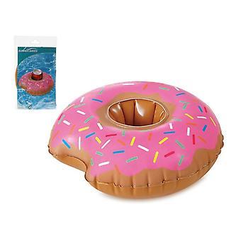 Flytande dryckeshållare Donut Pink (25 X 23 cm)