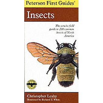 Peterson ensimmäinen opas Pohjois-Amerikan hyönteisiin Roger Tory Petersonilta